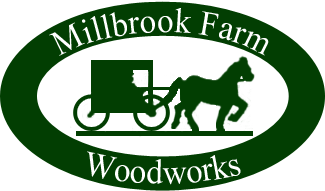 Millbrook Farm Woodworks Logo