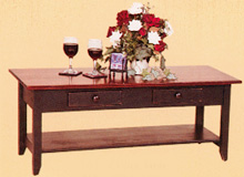 Large Dry Sink Coffee Table ...